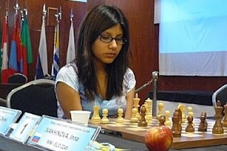 la joueuse d'échecs péruvienne Deysi Cori