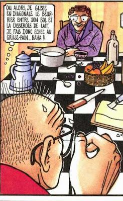 Raymond Calbuth, joueur d'échecs