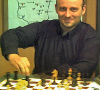 Etienne Mensch: les échecs et les logiciels