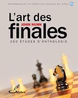 un livre d'échecs de John Nunn traduit en français par Olibris