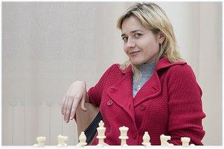 Natalia Zhukova, notre joueuse d'échecs ukrainienne fétiche