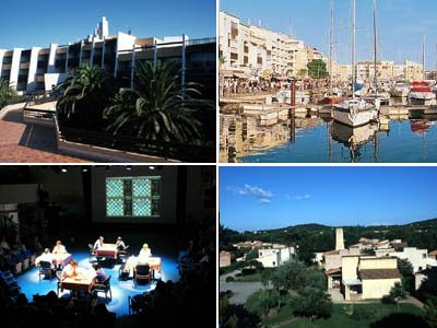 Les 8ème rencontres d'échecs du Cap d'Agde