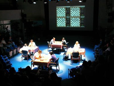 Les échecs au Cap d'Agde