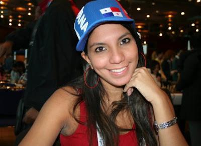 Bethania Arosemena, Panama