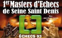 1er Master d'échecs de Seine-Saint-Denis