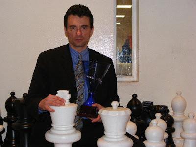 Eric Prié - Vainqueur du 3ème Open de Montpellier - copyright@3144vip