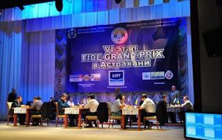 Echecs à Astrakhan : la ronde 10 en Live à 13h