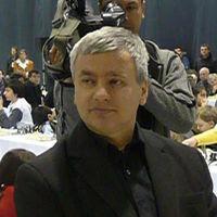le grand-maître d'échecs Kiril Georgiev