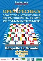 L'affiche officielle du tournoi de Cappelle