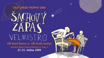 Le Čez Chess Trophy 2009 débute aujourd'hui à Prague