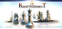 L'affiche officielle du tournoi d'échecs