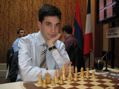 Laurent Fressinet © Chess & Strategy