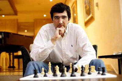 Vladimir Kramnik s'adjuge Dortmund © ChessBase