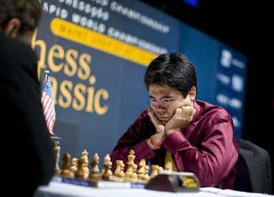 Hikaru Nakamura © Chess Tigers Schach