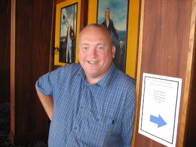 Cyrille Vaugeois, le président du club de Gonfreville L'Orcher © Chess & Strategy