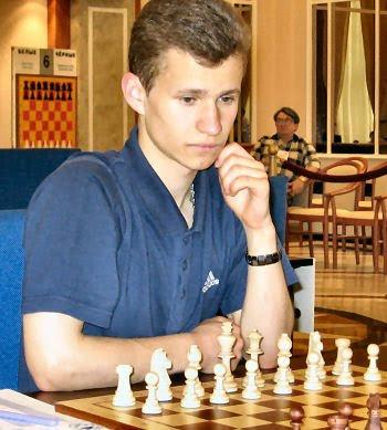 Le biélorusse Sergei Zhigalko © ChessBase