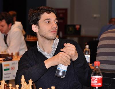 Laurent Fressinet devra vaincre le russe Evgeny Alekseev © Site Officiel