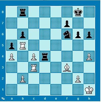 Bobby Fischer 1-0 Mark Taimanov, Palma de Majorque 1970