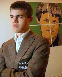 Echecs en Roumanie : Carlsen en serial killer !