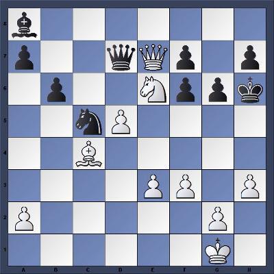 Les Blancs jouent et matent en 6 coups - Niveau Fort