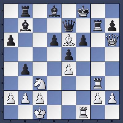 Echecs & Tactique : Les Blancs gagnent en deux coups - Niveau Facile