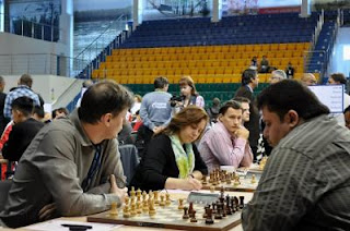 Echecs en Russie : les 39e Olympiades