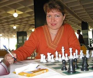 Echecs à Moscou : Alisa Galliamova