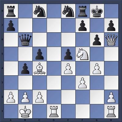 Echecs & Tactique : Les Blancs gagnent en 7 coups - Niveau Moyen