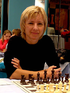 Echecs en Europe : Elena Boric © Chess & Strategy