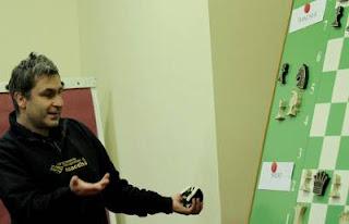 Echecs en Italie : Ivanchuk analyse sa victoire face à Short