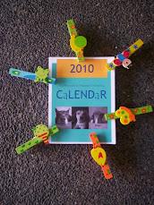 I do Calendars too!