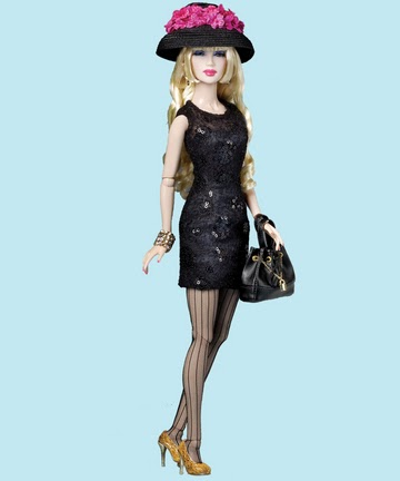 Agnes Von Weiss Love Life and Lace Nude Doll Fashion