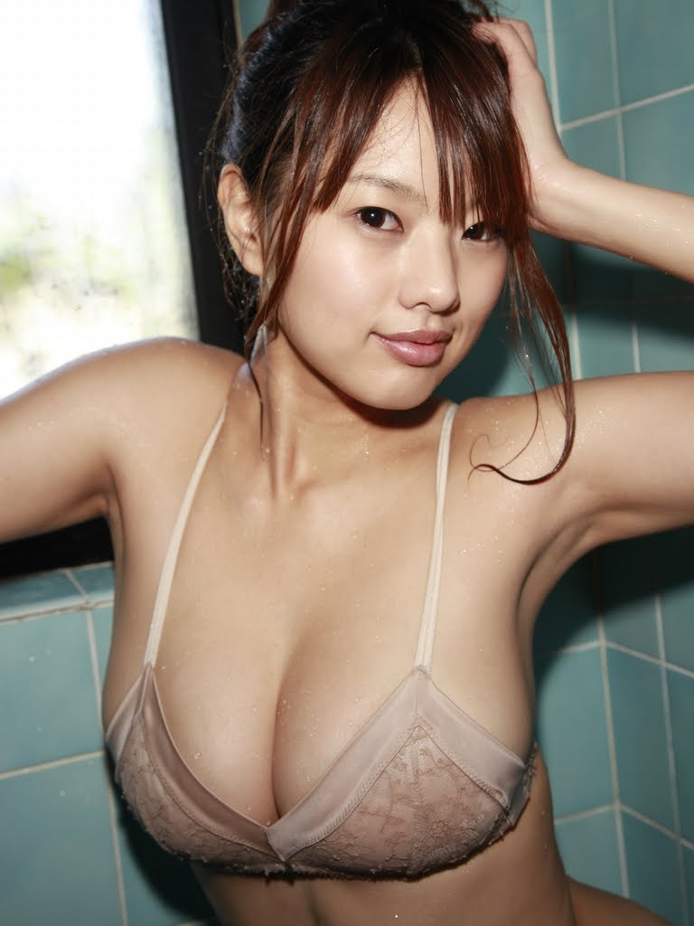 sexy asian with big boobs