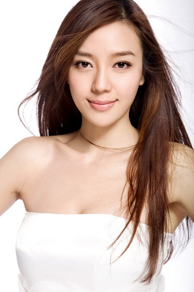 Chinese Model Zhou Wei Tong