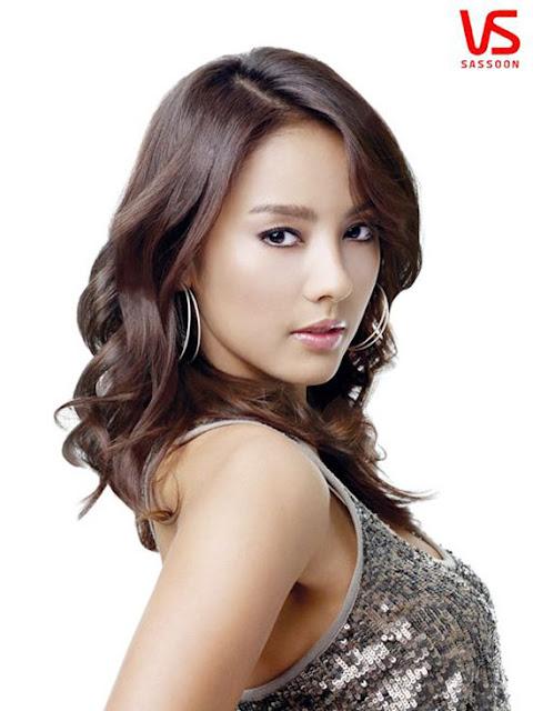 Lee Hyori Cewek Korea Sexy