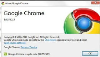 Google Chrome 8 Released