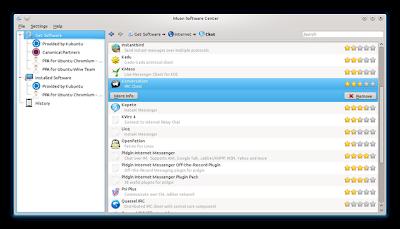 Ubuntu Center software