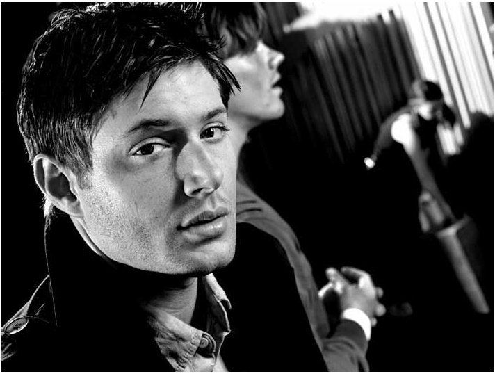 jensen ackles hair. The crazy Dean Winchester and