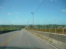 ponte do Mojú