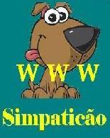 Conheça também nosso site www.simpaticao.com