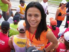 Ganadora Absoluta, una Jovensita ATLETA de San Felipe