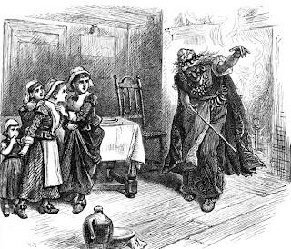 Caledonii Witch