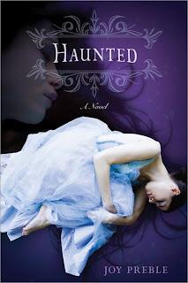 saga: Dreaming Anastasia Haunted+cover