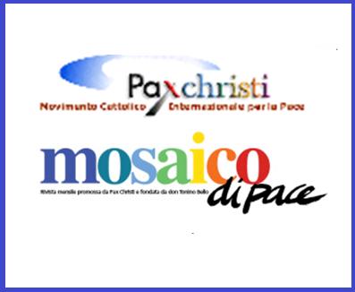 mosaico di pace