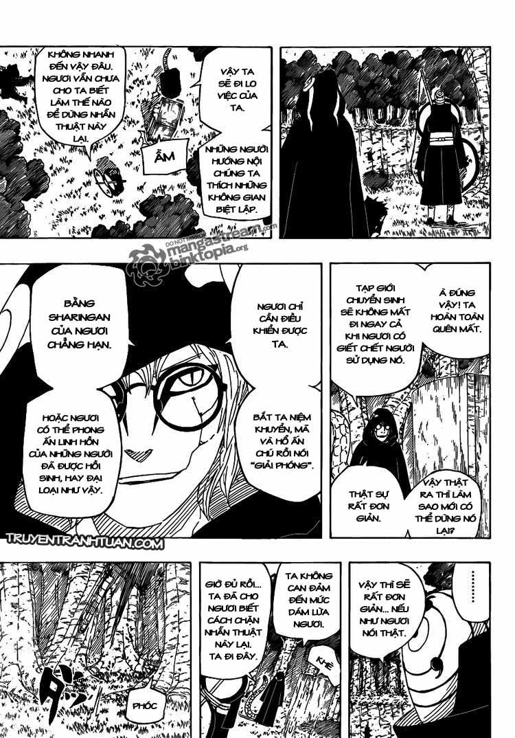 Naruto - Chapter 521 - Pic 3