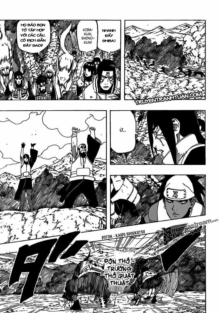 Naruto - Chapter 521 - Pic 7