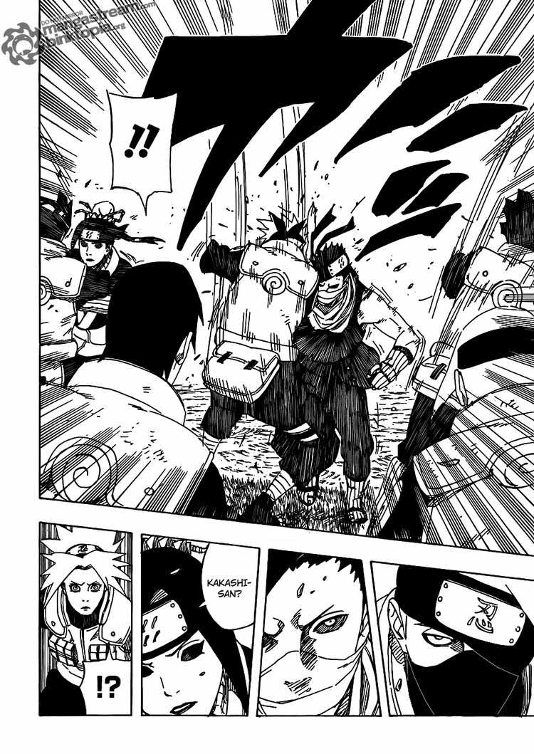 Naruto - Chapter 521 - Pic 13