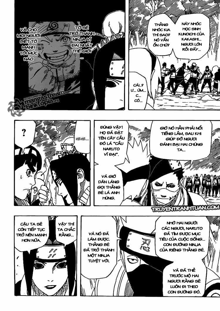 Naruto - Chapter 521 - Pic 15