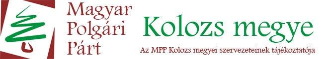 Magyar Polgári Párt<br>Kolozs megye