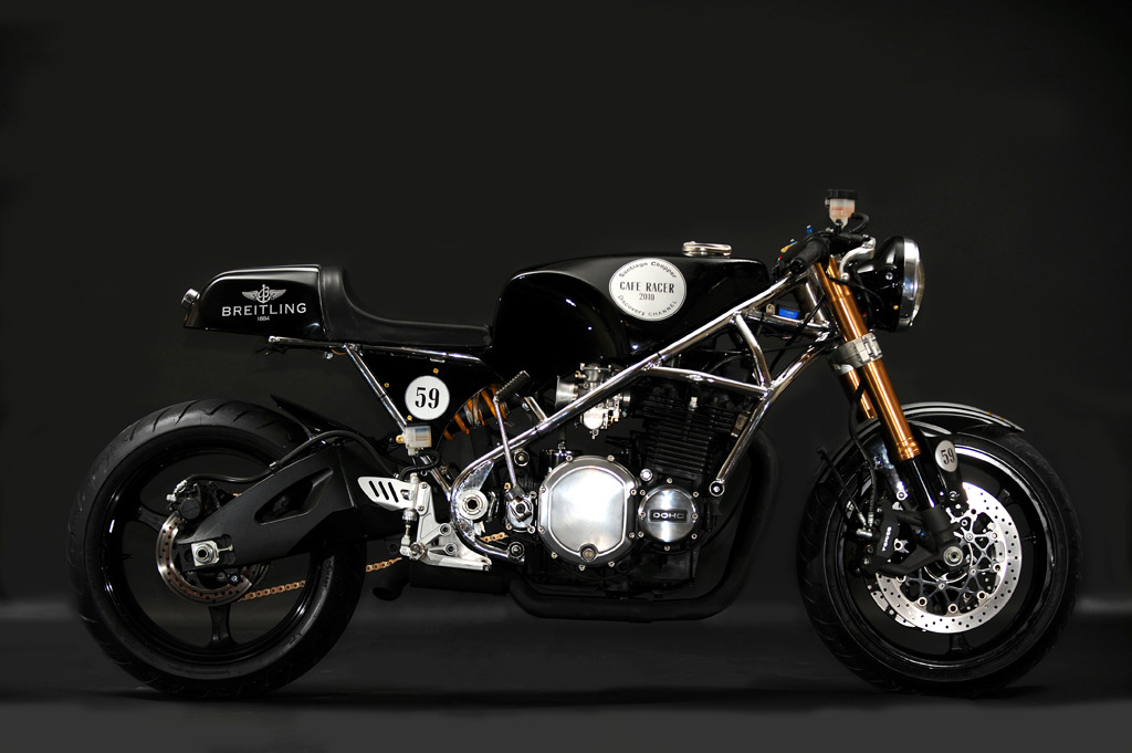 Cafe Racer auct...